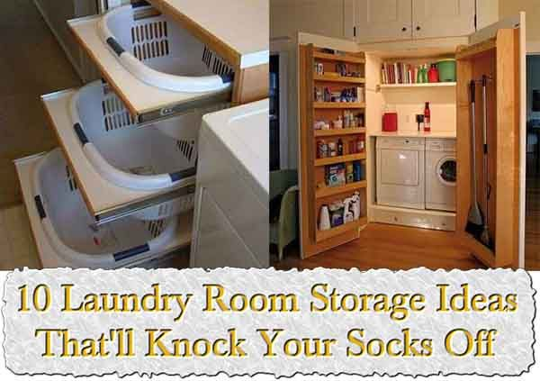 Laundry Room Storage Laundry Rooms And Storage Ideas On Pinterest