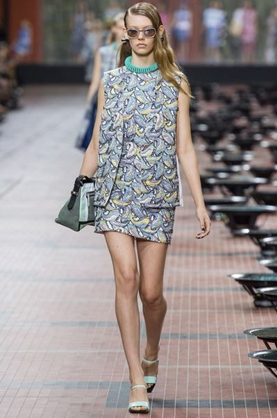 Viva le Stampe! Kenzo primavera estate 2014 alla Paris Fashion Week  #kenzo #moda #moda2014 #primaveraestate #springsummer #fashion #sfilate #style #abbigliamento #abbigliamentodonna #clothes