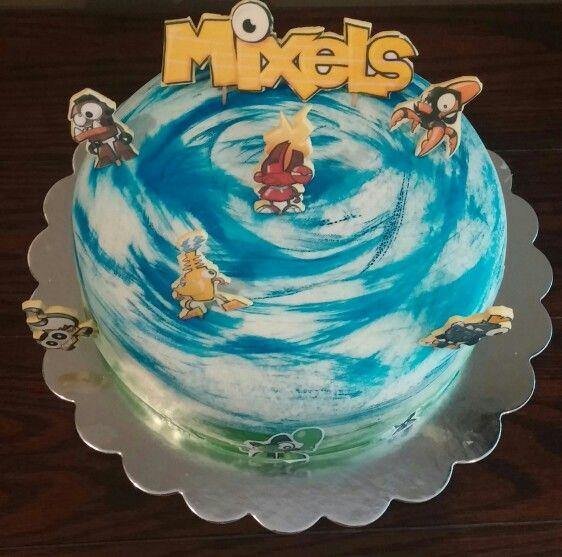 14 best Mixels cake images on Pinterest | Birthday celebrations ...