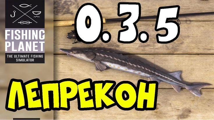 Fishing Planet Рыба Лепрекон | Самый быстрый способ ловли Лепрекона (13 ...