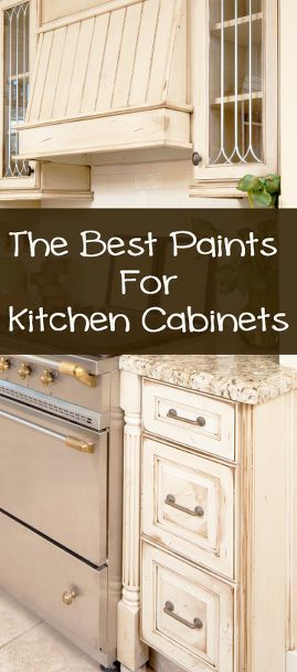 Types of paint best for painting kitchen cabinets for Best way to remove paint from kitchen cabinets