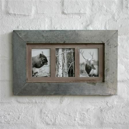 gorgeous! - Biggie Best Metal and Wood Photo Frame