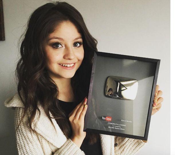 Youtube premio de karol