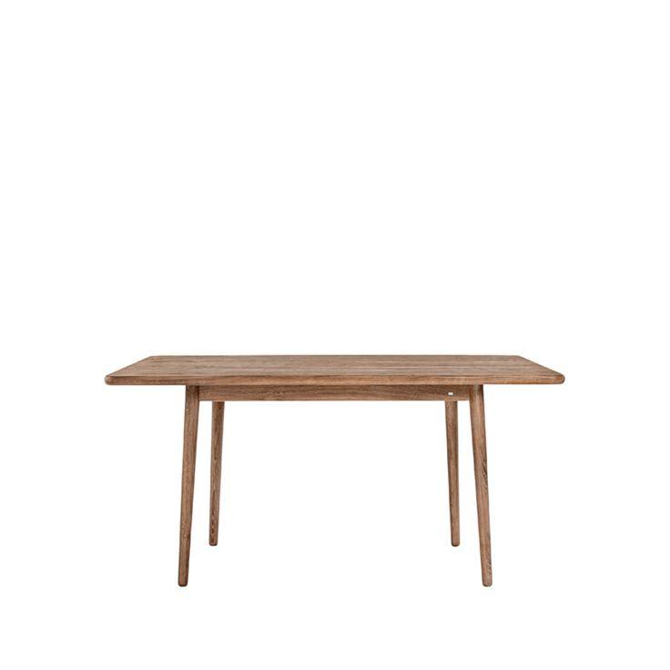 Miss Holly matbord, 175 cm - Miss Holly matbord, 175 cm - ek naturlack