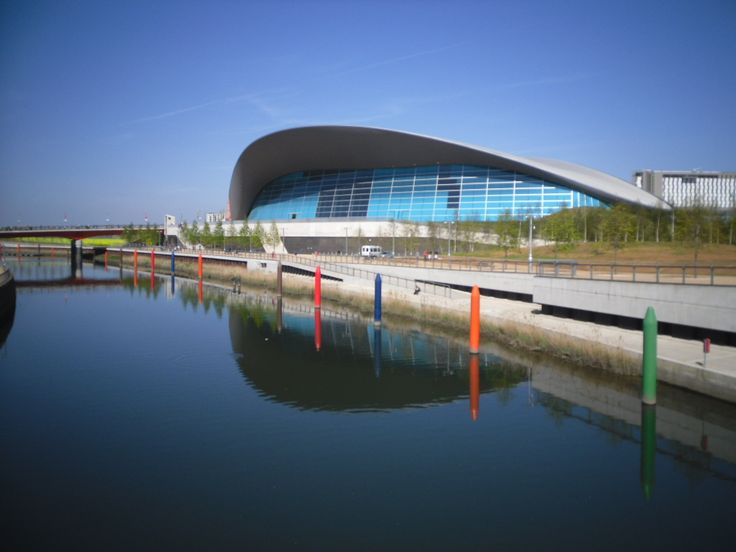 Olympic Pool Building