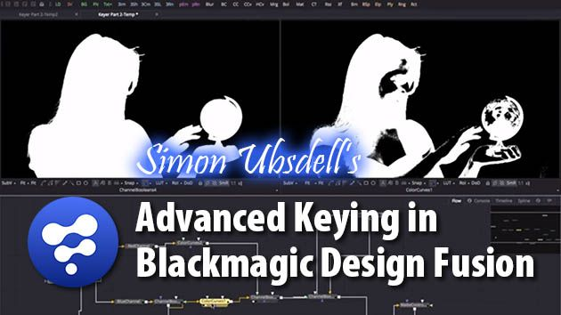 Following his well-received exploration of the power of customized keying inside Blackmagic Design Fusion, Simon Ubsdell goes even further into his look at the liberation from the inevitable limitations of other people's keyers by building your own inside Fusion. Along the way, you'll learn about Channel Booleans and many other insights that you'll be able to use in all of your Fusion projects.