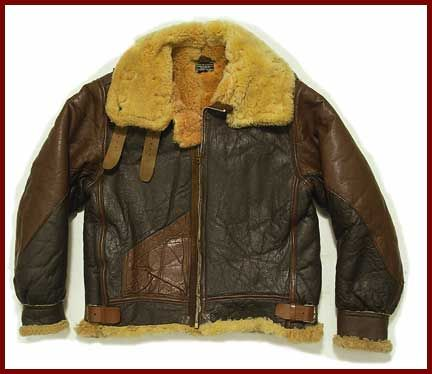 39 best WW2 Sheepskin bomber jackets images on Pinterest | Leather ...