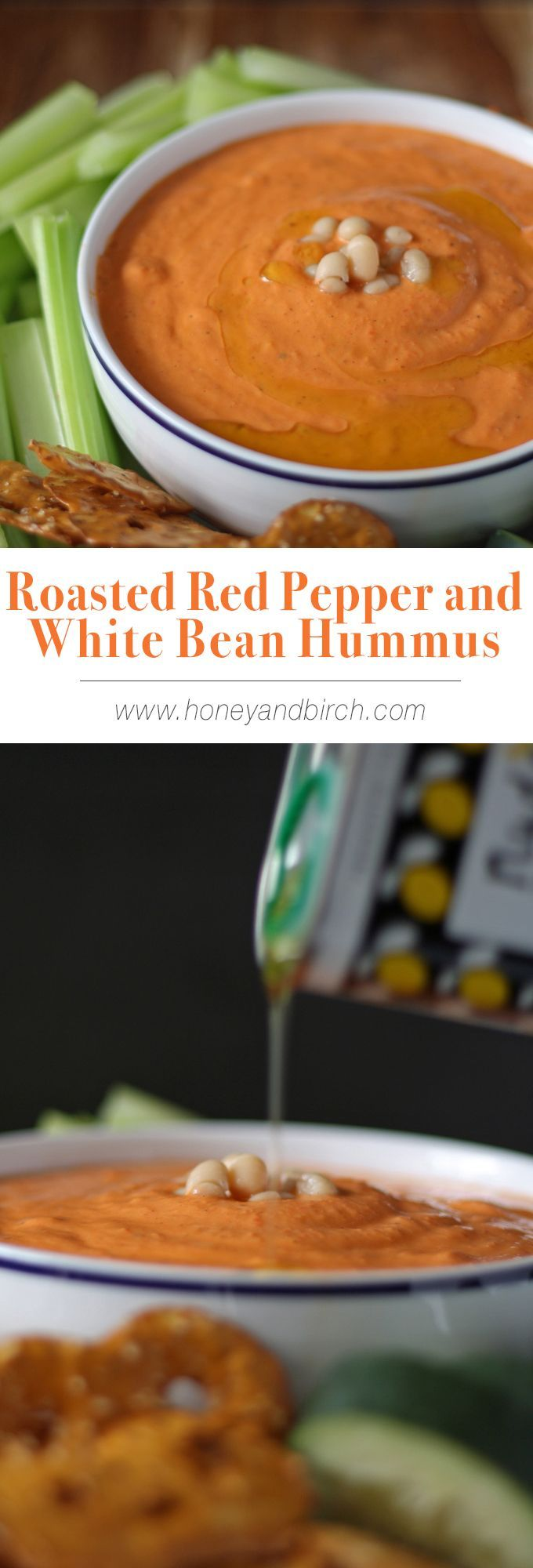 ... on Pinterest | White bean dip, Healthy hummus recipe and White beans