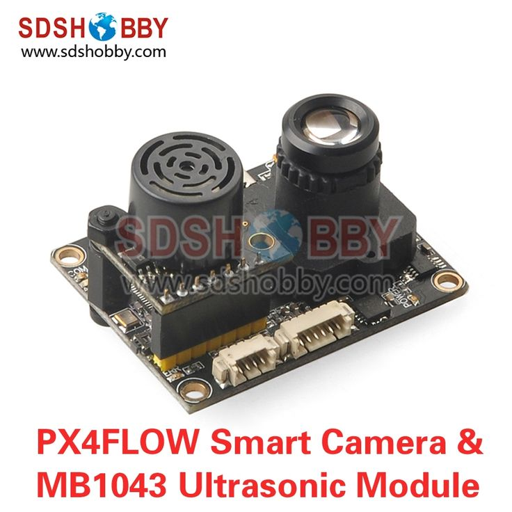 109.99$  Buy now - http://aliwmi.worldwells.pw/go.php?t=32556221213 - PX4FLOW V1.3.1 Optical Flow Sensor Smart Camera Including MB1043 Ultrasonic Module for PX4 PIX Pixhawk