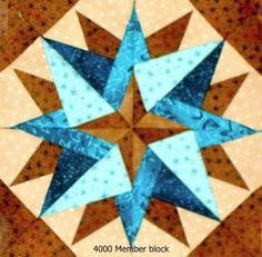 Mini quilt pattern by Carol Doak