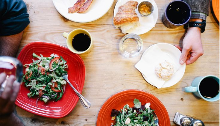 Mindful eating: the art of eating with attention and intention, allowing yourself to discover your own body's needs and how food can can complement them.