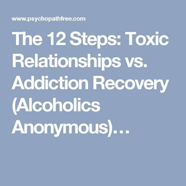 alcoholism recovery and dating