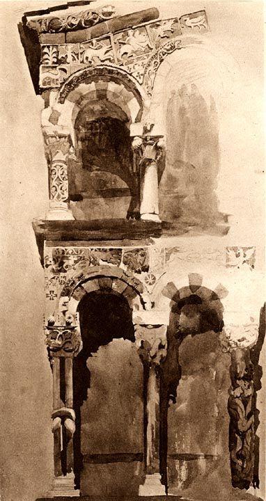 San Michele, Lucca, by John Ruskin [1845]