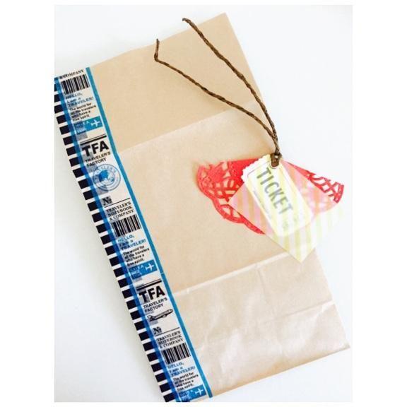 マスキングテープや折り紙を使ってお土産にひと手間! 画像3