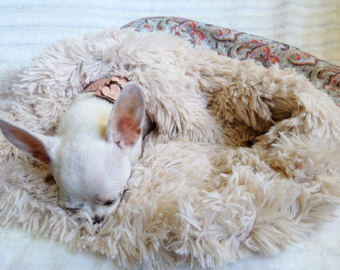 Pet Snuggle Sack, Dog Bed, Pet Sleeping Sack, Pet Cuddle Sack, Dog, Pet Burrow Bed, Warm Dog Bed, Pet Sleeping Bag, Pet Bed