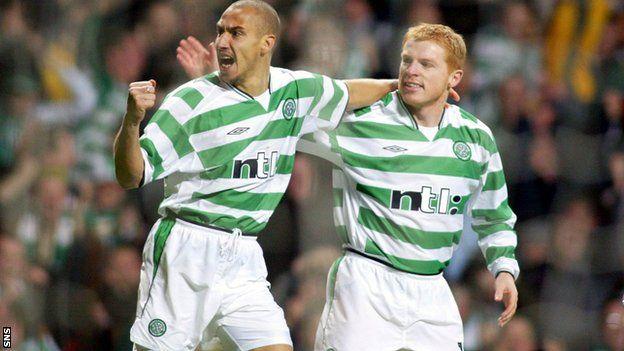 Celtic: Neil Lennon plays down talk of Henrik Larsson return - Article From BBC Website - http://footballfeeder.co.uk/news/celtic-neil-lennon-plays-down-talk-of-henrik-larsson-return-article-from-bbc-website/