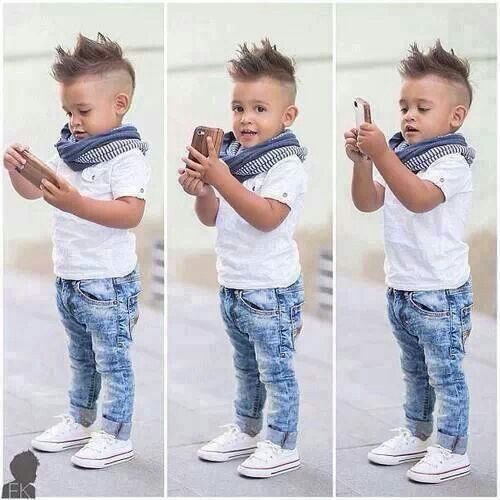 Lovely kids boy fashion. Denim chucks converse iphone