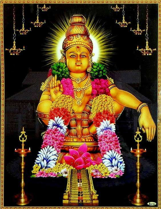 Ayyappa Images