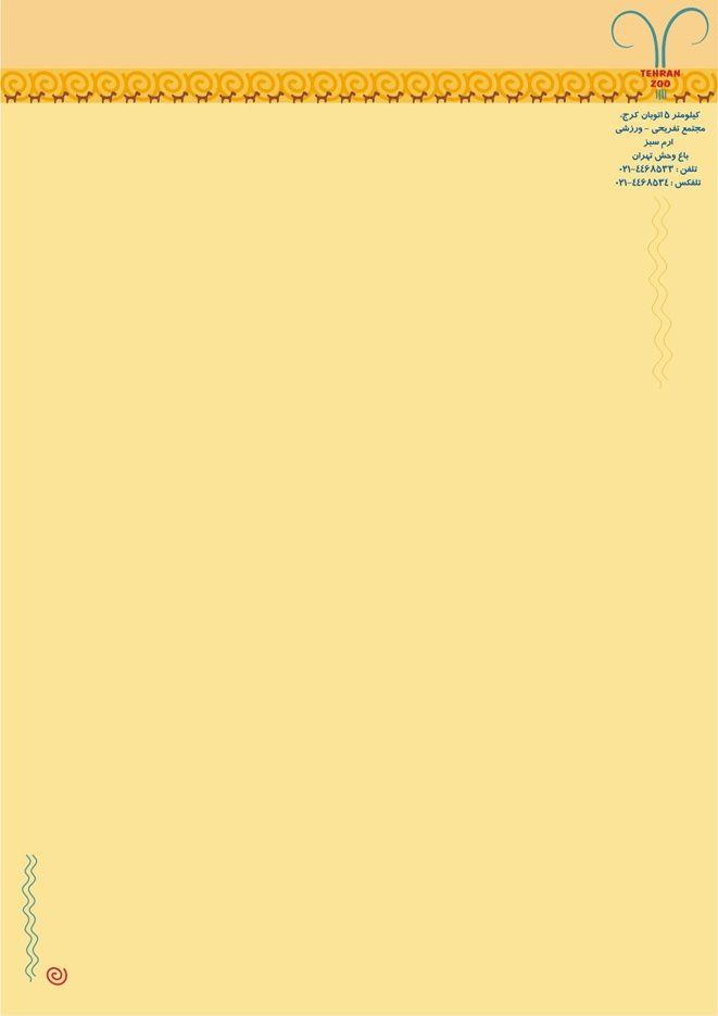 Design for Letterhead