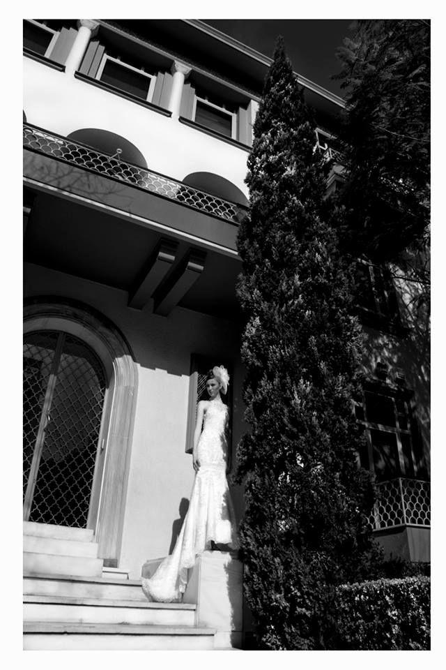 Wedding Dress 2014.  www.nantina.gr