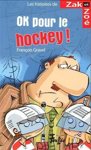 OK pour le hockey! #03 - FRANCOIS GRAVEL - PHILIPPE GERMAIN #renaudbray #hockey #livre