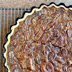 Making the perfect pecan pie is easier than many people think and much better than store bought. This is the same easy recipe that I've used for decades.