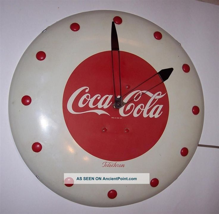 strategy clock coca cola Learn how coca-cola became one of the world's most valuable 7 brilliant strategies coca-cola used to become one of the world's most recognizable he also provided retailers with coca-cola swag like posters and festoons for decorations and calendars and clocks for.