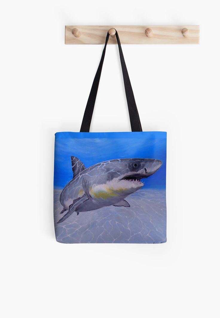 Gifts for animal, shark, lovers, Tote Bag