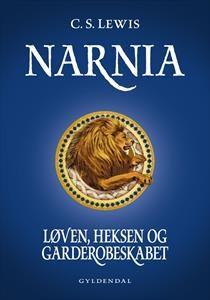 Bog, indbundet Narnia - løven, heksen og garderobeskabet af C S Lewis