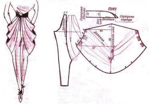 Моделирование брюк. Обсуждение на LiveInternet - Российский Сервис Онлайн-Дневников