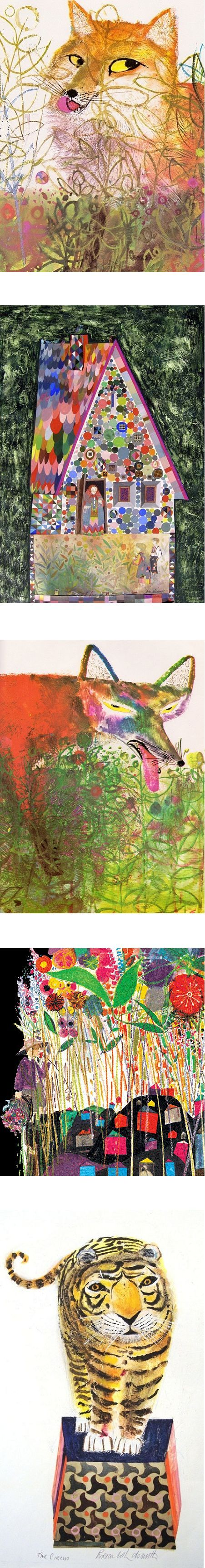 Illustrations by Brian Wildsmith-xx tracy porter. poetic wanderlust