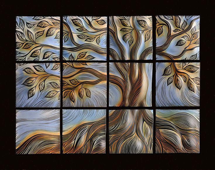 Cornwall Tree of Life | Natalie Blake Studios