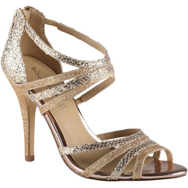 Bridal Shoes Aldo: ALDO ALDO Corrinne Sandals ($80) Liked On Polyvore