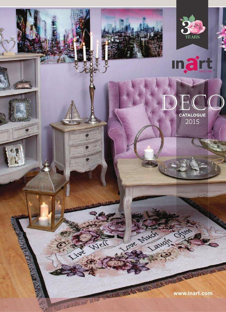 inart Deco Catalogue 2015