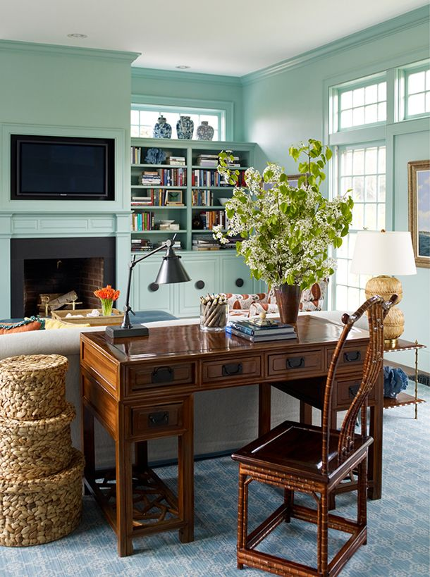4 Key Features Of Every Fabulous Home Office Space