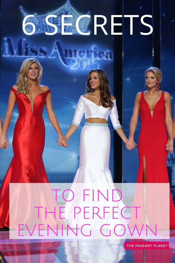Women compete in pageants for the two S'S  Style and scholarship. Are you stuck at the first S? Don't fret. We (me and Carrie Bradshaw) have got you covered. Here's our tips on what to consider when shopping for the perfect pageant evening gown… or anything for that matter.