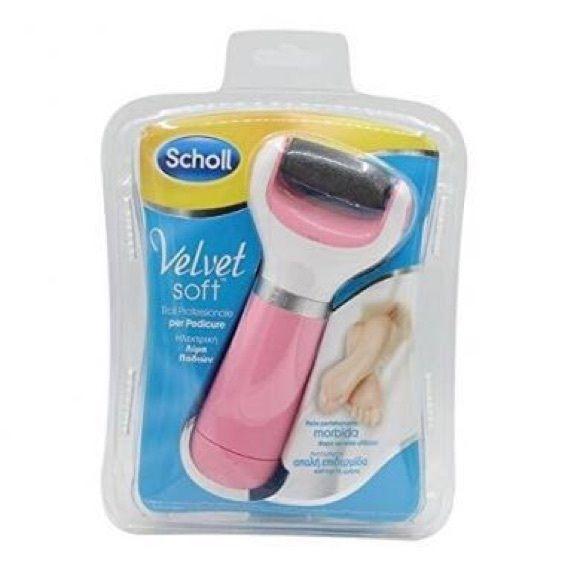 Pink Scholl Velvet Soft Pedicure Foot File. Pink Scholl Velvet Soft Pedicure Foot File. Brand New Scholl Makeup
