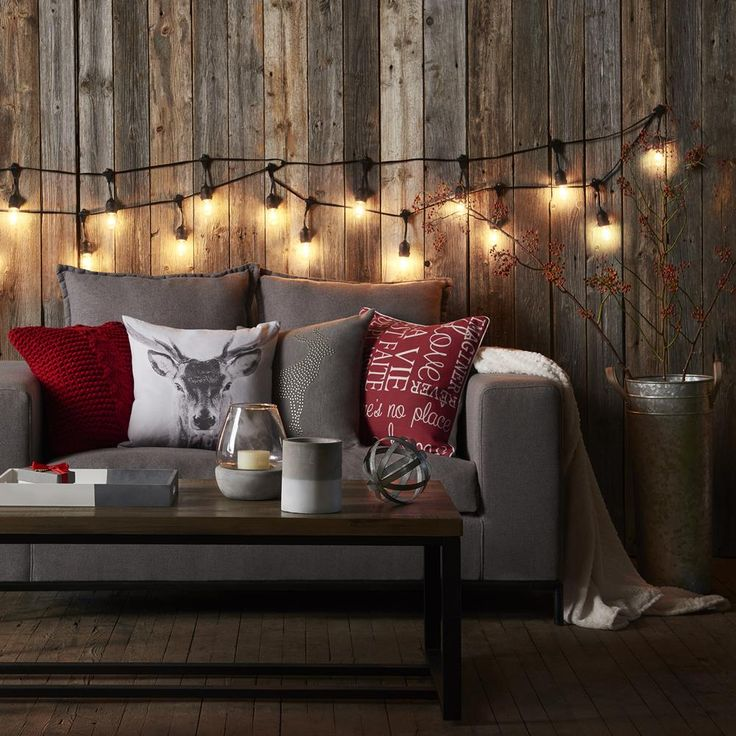 10-Bulb String Lights | Bouclair.com