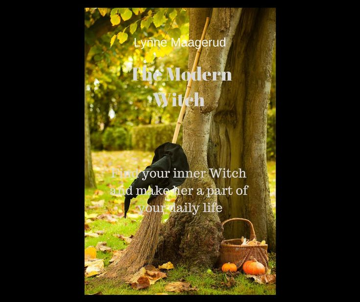 The Modern Witch - Find your inner witch and make her a part of your daily life by LynnesEbooks on Etsy