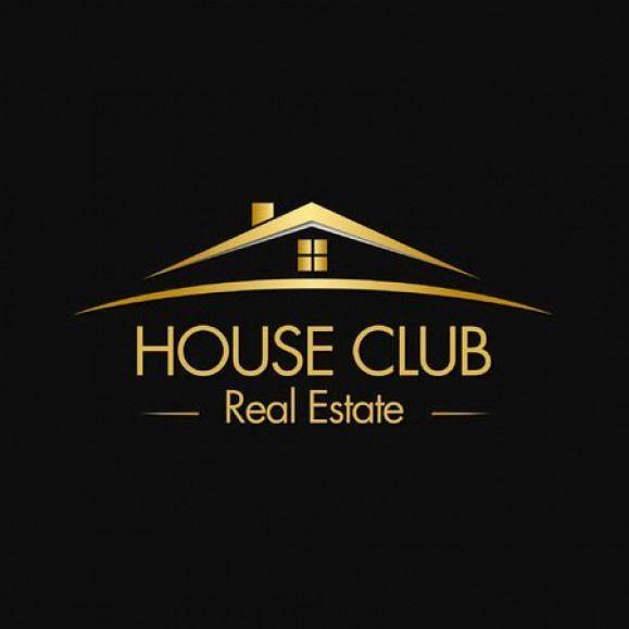 Compra Imagenes Y Fotos Logo Club House Real Estate Image 36673693 Realestate Real Estate Names Real Estate Logo Design Roofing Logo House Logo Design