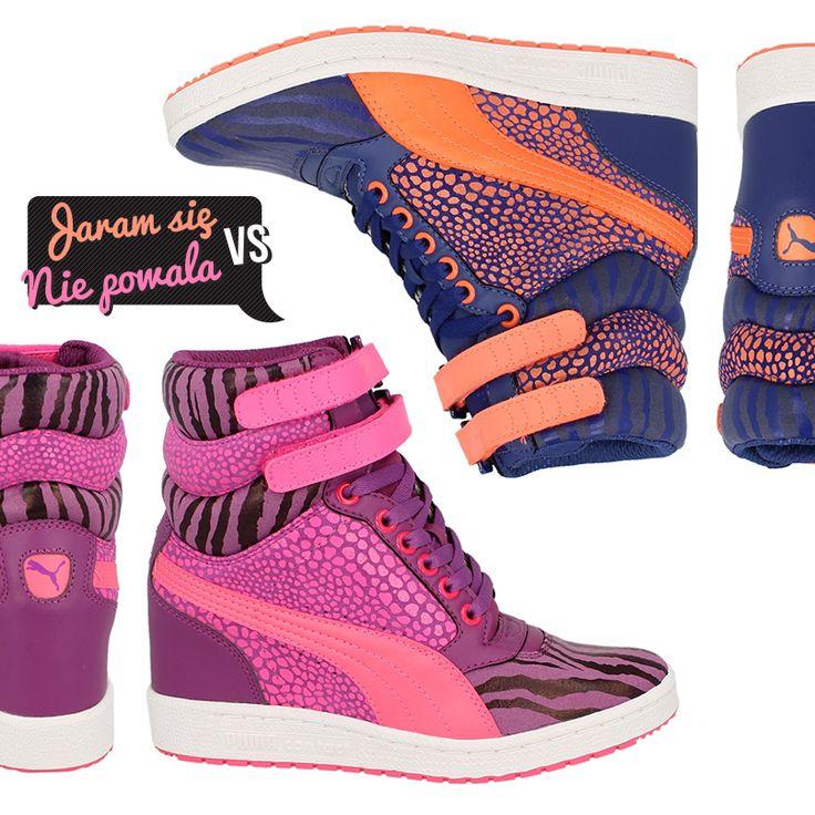 Czy te kolory Was przekonują? #puma http://sklep.sizeer.com/szukaj/buty-puma-sky-wedge-reptile-wns.bhtml