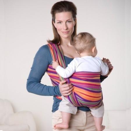 Amazonas Слинг-шарф Amazonas Lollipop  M  — 4600р. ------------- Тканый слинг-шарф AMAZONAS - универсальный слинг , которым можно пользоваться с рождения до 2-3 лет  - Двойное диагональное плетение  - Нетолстый мягкий хлопок, лёгкий и воздухопроницаемый  - Концы слинга имеют длинные скосы  -Ткань не имеет изнанки, с двух сторон выглядит одинаково    В комплекте подробные инструкции с фотографиями    Слинги-шарфы Amazonas выпускаются в двух размерах (4,5 м и 5,1м).  Размер 4,5 м подойдет…