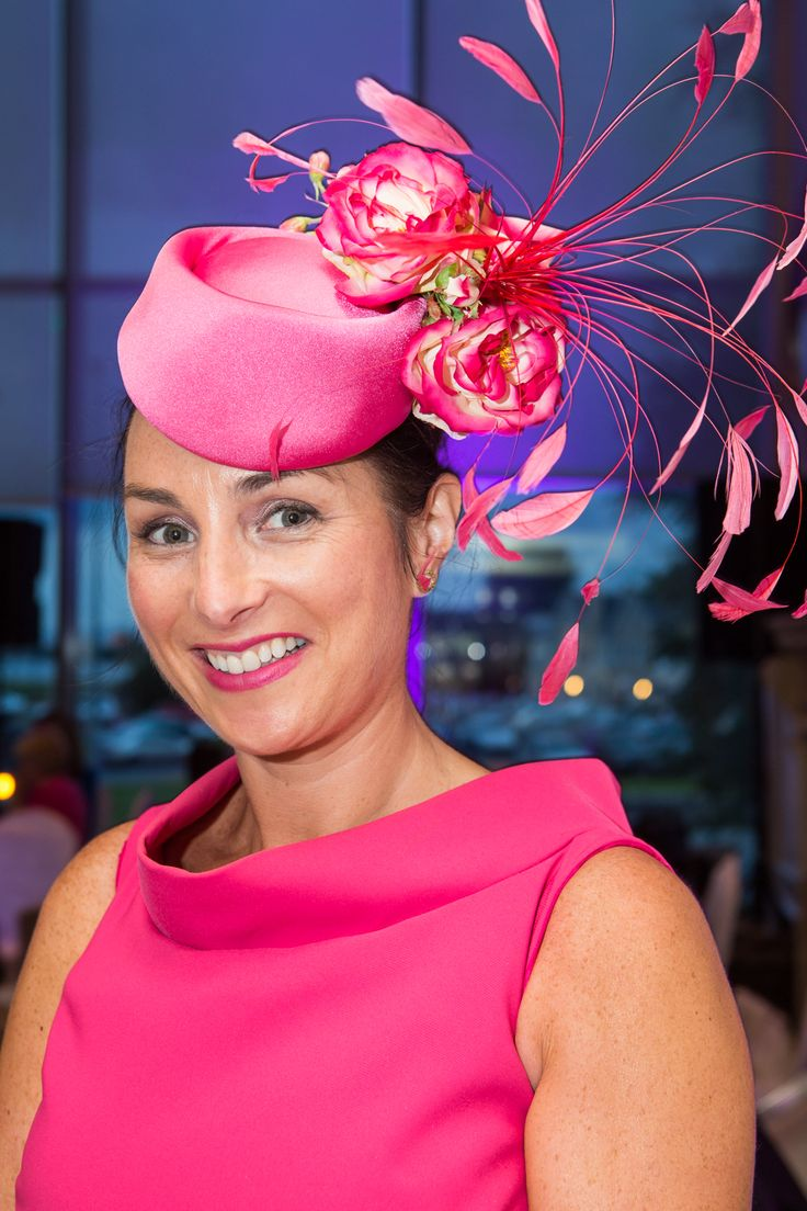 Guest attending the annual 'Best Hat Event' at the g Hotel & Spa for the Galway Races 2014 www.theghotel.ie