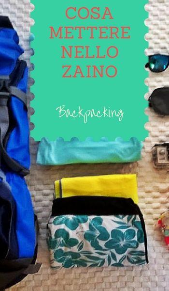 Pronto a partire per un nuovo #viaggio? ✈  #wanderlust #backpacking  #viaggi #viaggiare #travel