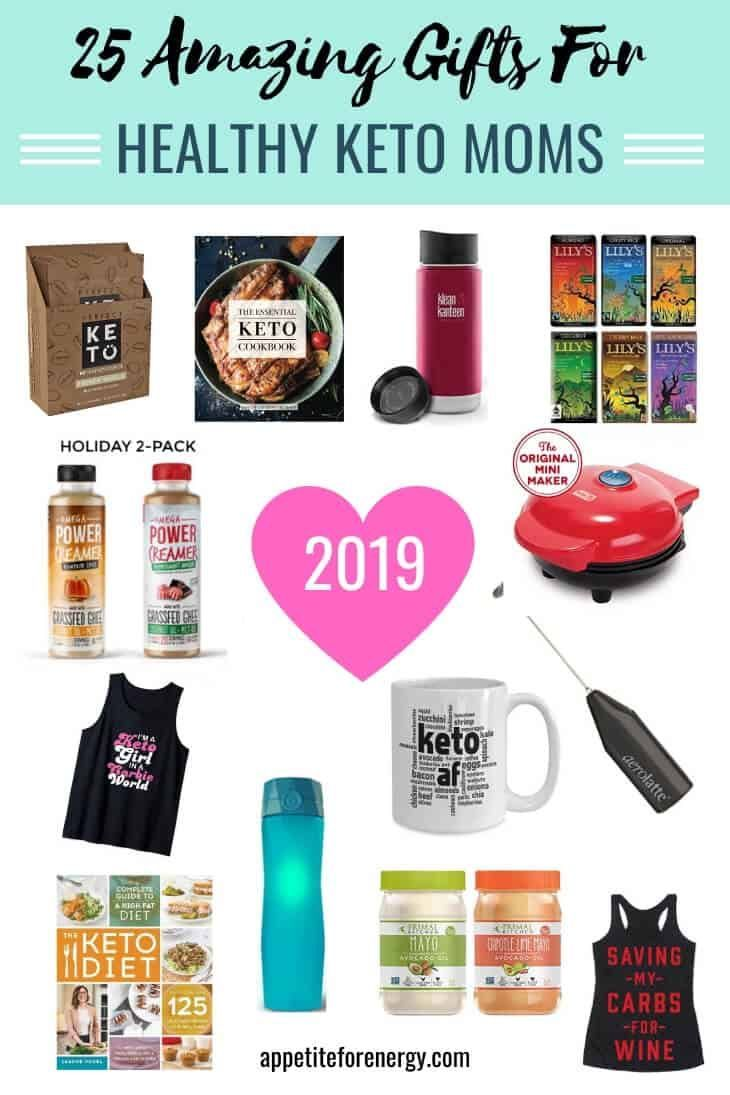 27 Amazing Keto Gifts For Healthy Moms 2020 Appetite For Energy Keto Gift Keto Recipe Book Diet Gift