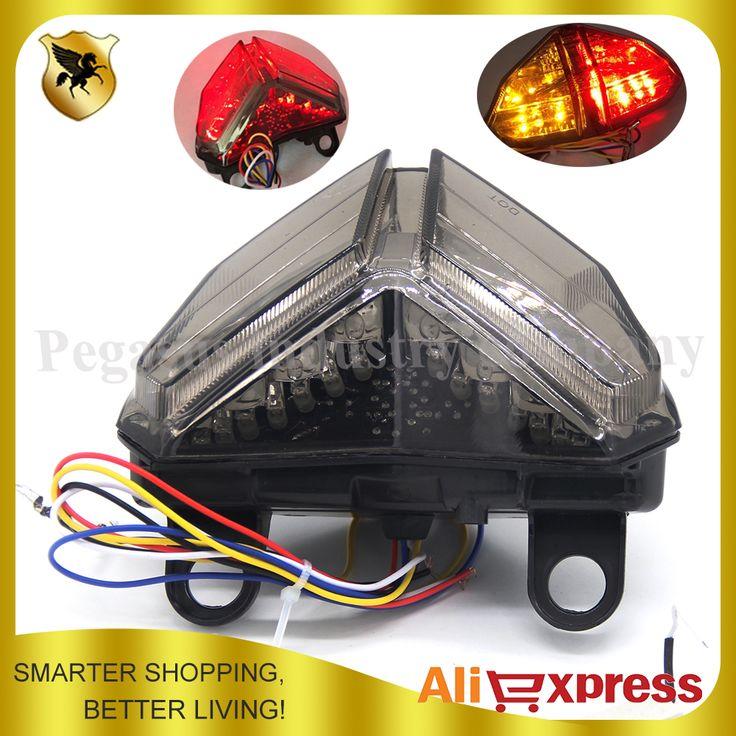 LED мотоциклов Хвост Фонаря сигнала торможения Для Ducati 1098 1098R 1098 S 848 EVO Corse SE 1198R 1198 S