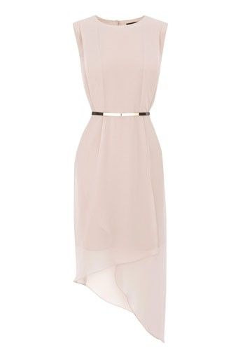 Gorgeous dress for a bridesmaid (and one you could wear again) #wedding #style
