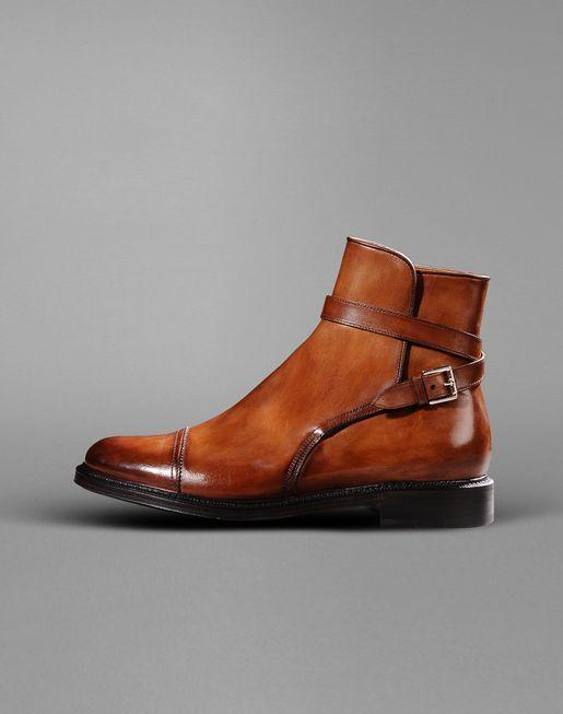 Brioni Men's Booties | Brioni Official Online Store