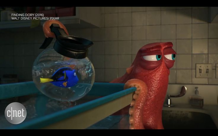 Finding Dory: Creating and Animating Hank