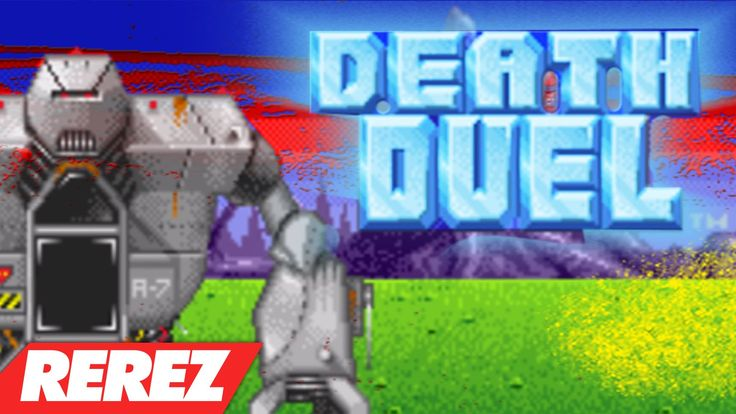 Death Duel is a violent mecha pilot type game on the Sega Genesis that has you fighting for you life. Does this vintage 90s title still have kick or should it be avoided?